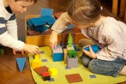 Construction de cubes